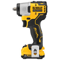 "Dewalt DCF902D2 12V XR Brushless Impact Wrench 3/8"" 2 x 2.0Ah Batteries"