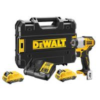 "Dewalt DCF902D2 12V XR Sub-Compact Impact Wrench 3/8"" 2 x 2.0Ah Batteries"