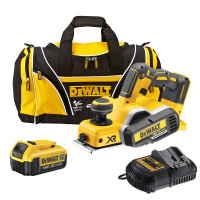 Dewalt DCP580M1 18v XR Brushless Planer Cordless with 1 x 4.0ah Battery