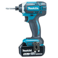 Makita DTD152RFJ 18v LXT Impact Driver with 2x3ah Batteries in Makpac Case