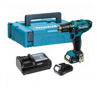 Makita DF333DWAE 12V Max CXT Drill Driver Kit with 2x2.0Ah Li-ion Batteries