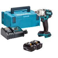Makita DTW285RTJ 18V LXT Brushless Impact Wrench Kit
