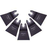 N-Durance Bi-Metal Multi-Tool Blade 68mm Pack Of 5