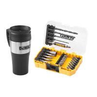 DEWALT DT70706M-QZ 25pc Drill Driver Bit And Mug Set