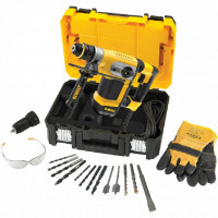DEWALT D25417KTL 110v 32mm 3 Mode SDS+ Hammer Drill with Tstak case