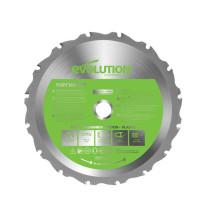 Evolution FURY Multi-Purpose TCT Circular Saw Blade 185 x 20mm x 16T