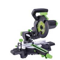 Evolution F210SMS TCT Multi-Material Sliding Mitre Saw | Toolden