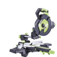 Evolution F255SMS TCT Multi-Material Sliding Mitre Saw 255mm 1600W 240V | Toolden