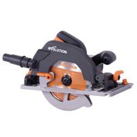 Evolution R185CCSX+ Circular Track Saw 185mm 1600W 240V | Toolden
