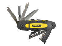 Stanley STA070695 14 Piece Multi-Tool | Toolden