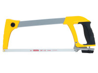 Stanley STA120110 DynaGrip™ Heavy-Duty Hacksaw 300mm (12in) | Toolden