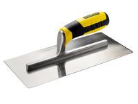 Stanley STA005898 Stainless Steel Trowel Bi-Material Handle 11 x 5in   Toolden