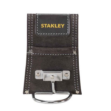 STANLEY Leather Nail,Hammer,Tool Belt Pouch Holder Apron Hammer Loop STA180114