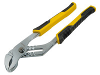 Stanley STA074361 Groove Joint Pliers Control Grip 250mm | Toolden