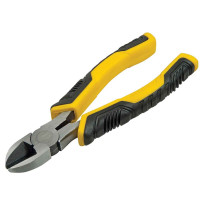 Stanley STA074455 ControlGrip™ Diagonal Cutting Pliers 200mm (8in)