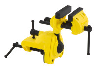 Stanley STA183069 Multi-Angle Hobby Vice 75mm (3in) | Toolden