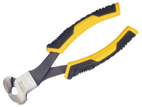 Stanley STA075067 End Cutter Pliers Control Grip 150mm (6in) | Toolden