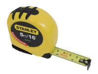 Stanley STA530815 Leverlock Tape 5m/16ft (Width 19mm) | Toolden