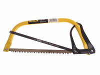 Stanley STA120447 Hack Bowsaw 300mm (12in) Plus Extra Hacksaw Blade | Toolden