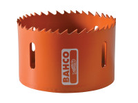 Bahco BAH383070VP 3830-70-VIP Bi-Metal Variable Pitch Holesaw 70mm | Toolden