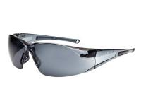 Bolle Safety BOLRUSHPSF RUSH Safety Glasses - Smoke | Toolden
