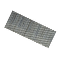 Bostitch BOSSB16150E SB16-1.50E Straight Finish Nail 38mm Galvanised Pack of 1000 | Toolden