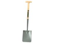 Bulldog BUL5202000T 000 Square Mouth Shovel T 5202/03/281/0 | Toolden