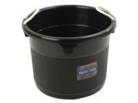 Curver CTO1120BK Muck Bucket - Black 39 litre 165245   Toolden