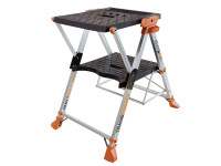 Batavia Transformer Multifunctional Workbench & Step Ladder | Toolden