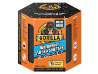 Gorilla Glue GRGPST3 Waterproof Patch & Seal Tape 101.6mm x 3.04m | Toolden