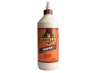 Gorilla Glue GRGGWG1L Gorilla PVA Wood Glue 1 Litre | Toolden