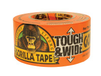 Gorilla Glue GRGGTTW Gorilla Tape Tough & Wide 73mm x 27m | Toolden