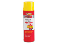 Everbuild EVBCONSPRAY5 Stick 2 Spray Contact Adhesive 500ml | Toolden