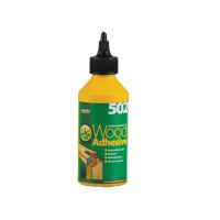 Everbuild EVBWOOD1 502 All Purpose Weatherproof Wood Adhesive 1 Litre | Toolden