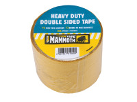 Everbuild EVB2HDDST50 Heavy-Duty Double Sided Tape 50mm x 5m | Toolden