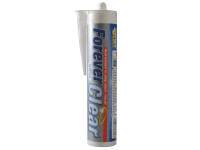 Everbuild EVBFOREVERCL Forever Clear Sealant 295ml | Toolden