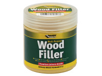 Everbuild EVBMPWFP250 Multi-Purpose Premium Joiners Grade Wood Filler Pine 250ml | Toolden