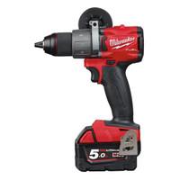 Milwaukee MILM18FPD25X M18 FPD2-502X FUEL™ Combi Drill 18V 2 x 5.0Ah Li-ion