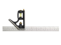 Fisher FIS1953BP FB1953ME Combination Square 300mm (12in) | Toolden