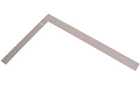 Fisher FIS1110 F1110IMR Steel Roofing Square 400 x 600mm (16 x 24in) | Toolden
