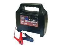 Faithfull Power Plus FPPAUBC4AMP Battery Charger 20-65ah 4 amp | Toolden