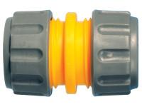 Hozelock HOZ2100 2100 Hose Repair Connector 12.5 - 15mm (1/2 - 5/8in) | Toolden