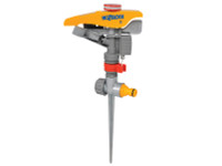 Hozelock HOZ2550 Pulsating Sprinkler 450m² | Toolden