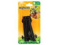 Hozelock HOZ2788 Endline Adjustable Mini Sprinkler on Stake 4mm (5 Pack) | Toolden