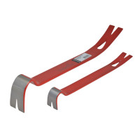 Hultafors HUL10821PK Wrecking Bar 525mm (21in) & Mini Bar Set | Toolden