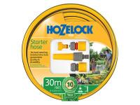 Hozelock HOZ72309000 Starter Hose Starter Set 30m 12.5mm (1/2in) Diameter | Toolden