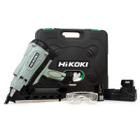 HiKOKI NR90GC2 Gas Clipped Head Strip Framing Nailer 7.2V 2 x 1.4Ah Li-ion