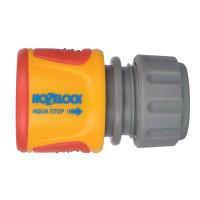 Hozelock HOZ20756002 2075 Soft Touch AquaStop Connector - Bulk | Toolden