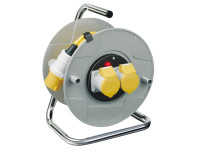 Brennenstuhl BREAK260L AK260 Cable Reel 25 Metre 16 Amp 110 Volt | Toolden