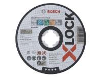 Bosch BSH619270 X-LOCK Multi Material Cutting Disc 125 x 1.6 x 22.23mm   Toolden